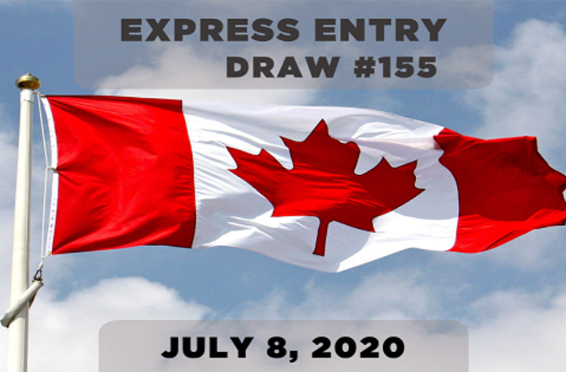 Wait ends! Express Entry Draw #155