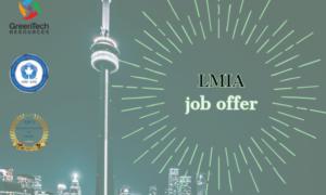 Basic guidance on the LMIA job offer!