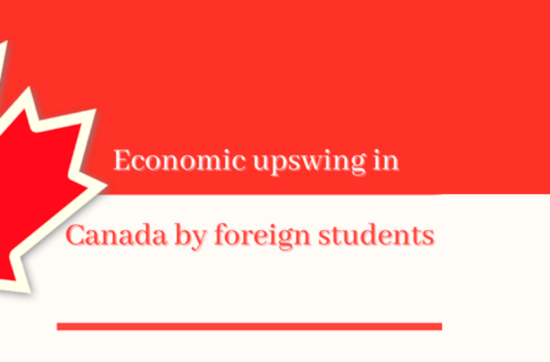 Canada's Economic Upswing Through International Students